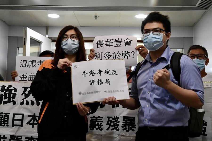 [合乐官网]材合乐官网无端抹黑内地抗疫香港教育局图片
