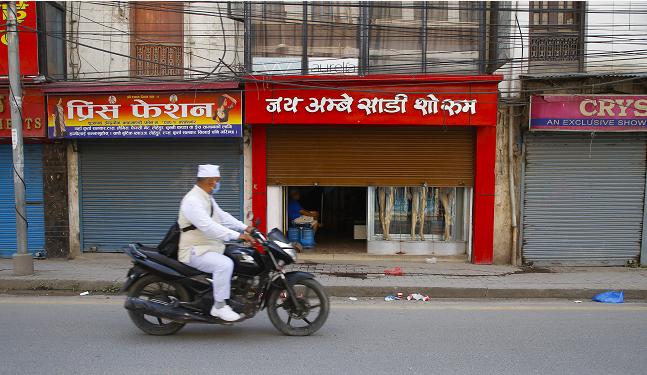 尼泊尔新冠肺炎确诊病例累计达5335例