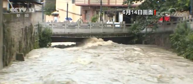 贵州多地遭受严重洪涝灾害 强降雨天气致部分地区受灾严重图片