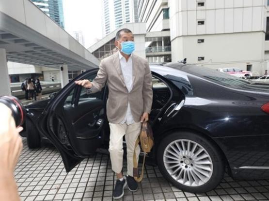 [天富]目黎智英今将再被提讯罪成可判天富囚图片