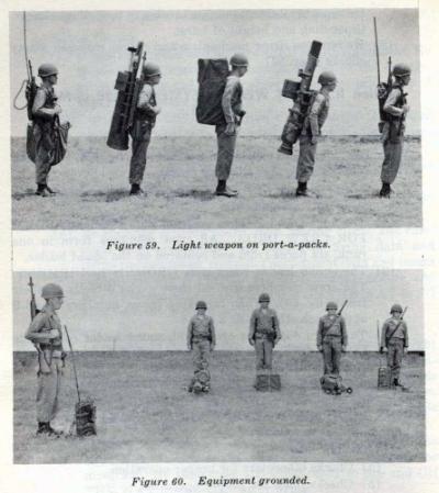 全系统在理论上是可以由步兵班携带的