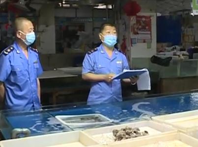 吉林市启动海鲜市场专项检查图片