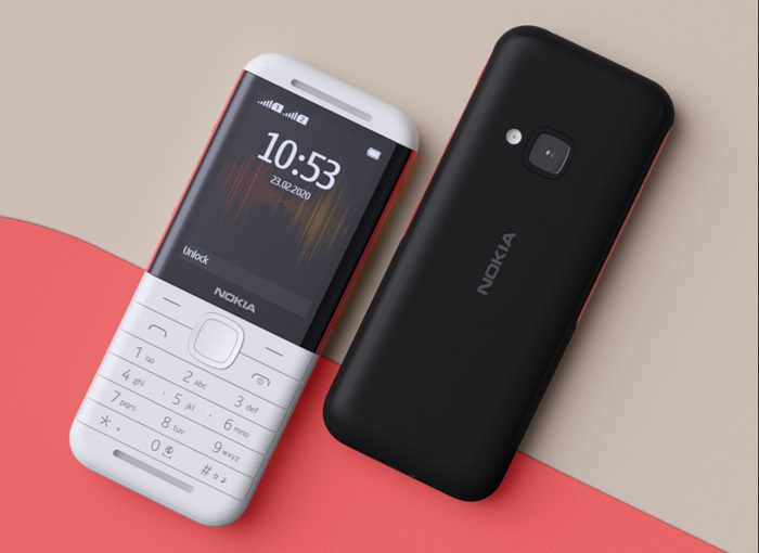 HMD Global为印度音乐爱好者重推Nokia 5310直板功能机
