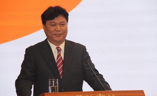 中国改革报社社长宋葛龙,挂职长春副市长图片