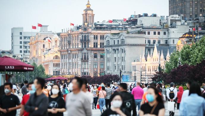 """未来到上海旅游,哪些地方能""""打卡""""?来听听副市长怎么说图片"""