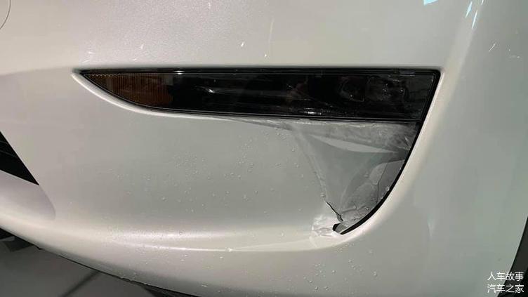 特斯拉ModelY掉漆退车后一年内不得购买同版本车型