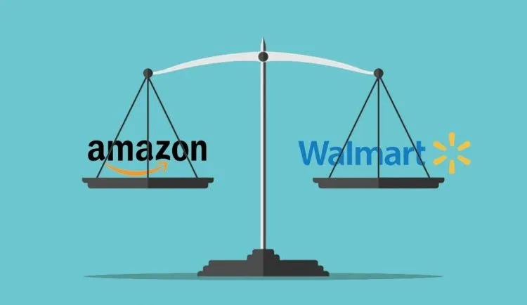 """外媒:Shopify和沃尔玛联手 挑战""""共同竞争对手""""亚马逊"""