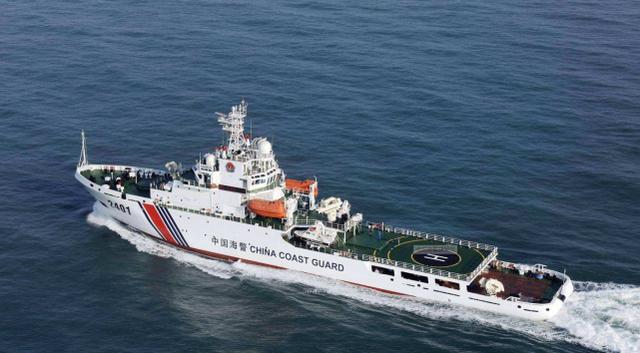 中国公务船连续65天驶入钓鱼岛海域创记录 日官员:形势严峻图片