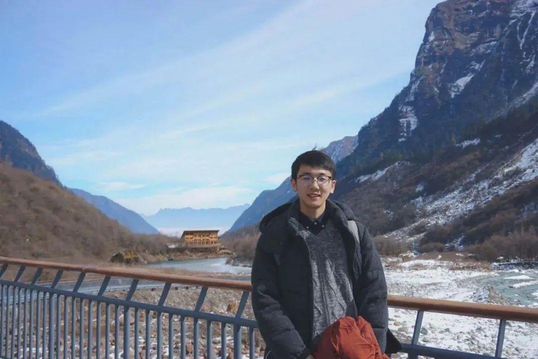 """毕业生之星丨刘君朗:做一名""""探索者"""",在科研之路上好学力行,探索求真图片"""