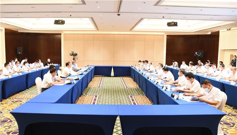 厦门市和临杏悦夏州扶贫协作座谈会在厦门召开,杏悦图片