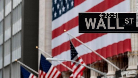 古根海姆投资大佬:美股或暴跌至1600点 美联储将被迫买股票