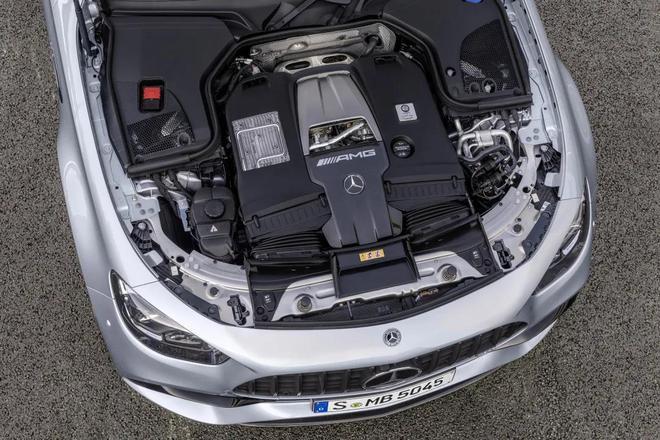 新一代梅赛德斯-AMG E 63 4MATIC+全球首发