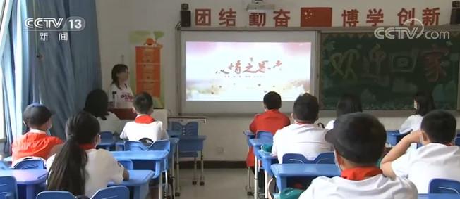 河北中小学陆续开学 1万多所学校1日复课图片