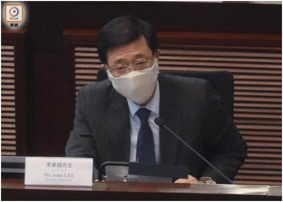 「天富代理」安局长不排除提升香港恐天富代理袭威图片