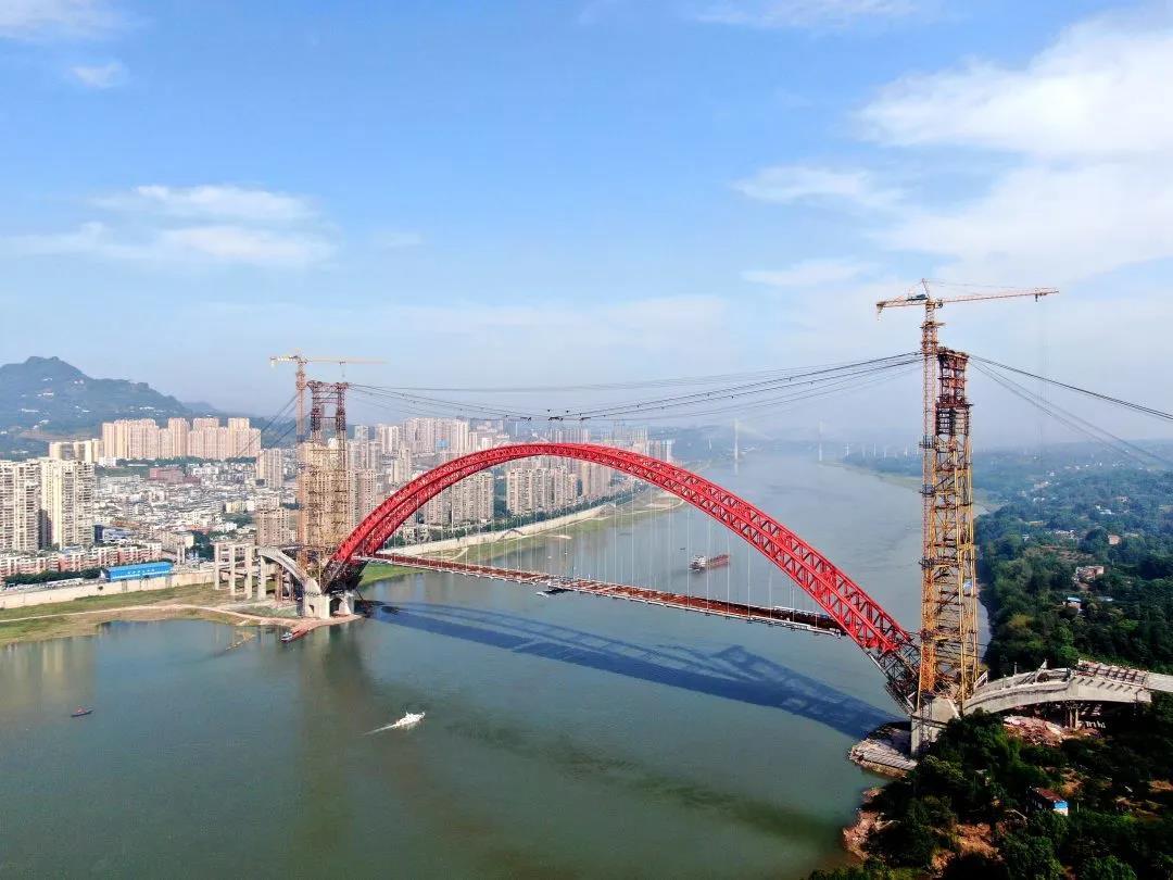 的四川摩天平台合江长江大桥主,摩天平台图片