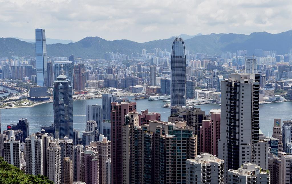 """美国扬言""""制裁""""香港 法学专家:在港美企将陷入劣势图片"""