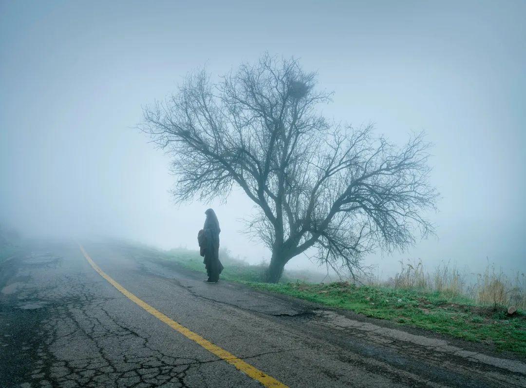 伊朗阿拉穆特,是伊朗加兹温省北部的一个地区,多为丘陵地带。本刊记者/古欣 摄影 /Nicolas Boyer