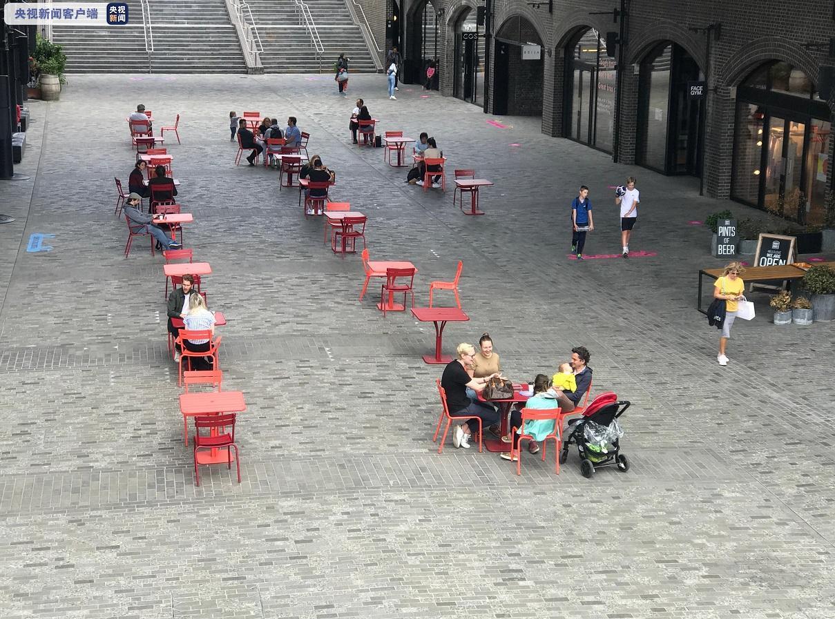 英国冒险之旅畅通无阻伦敦市中心的人群正在增加|客户