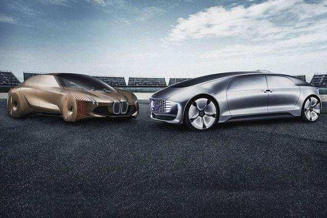 双方此前曾合资成立出行公司 来源:BMW官方