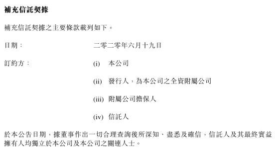 绿景中国地产(00095.HK):建议修订2023年到期可转债的条款及条件