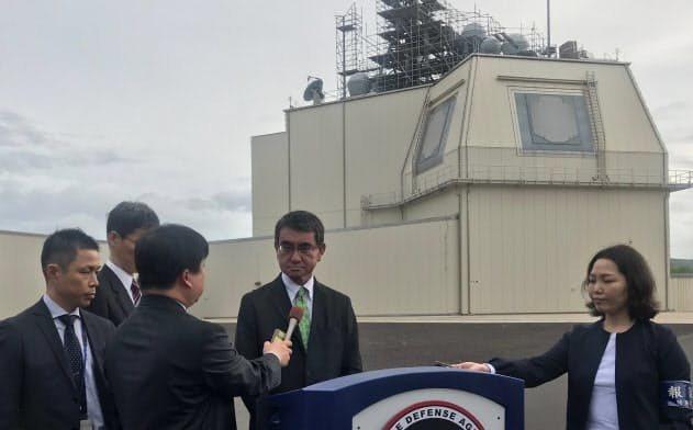 日本陆基宙斯盾部署计划白费196亿 还必须给美方买单