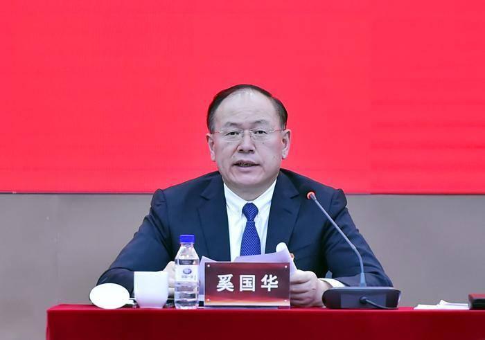 一汽集团总经理奚国华 任中信集团党委副书记