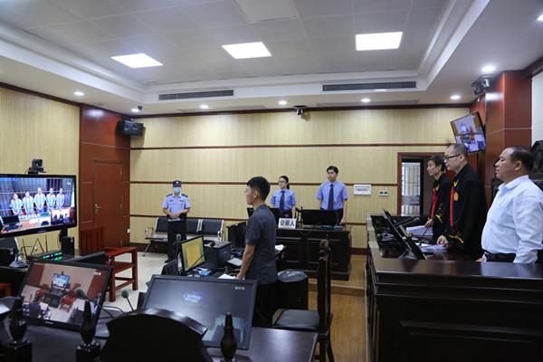 「天富」4起涉毒案件2天富名被告人获刑1图片