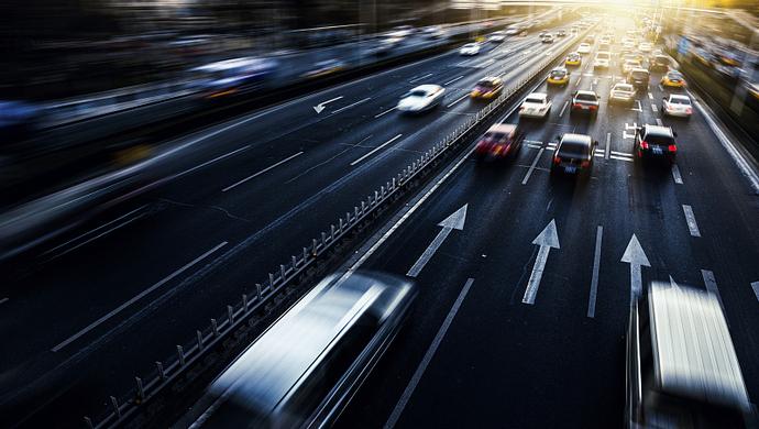 摩天测速:的交通拥堵情况摩天测速会缓图片