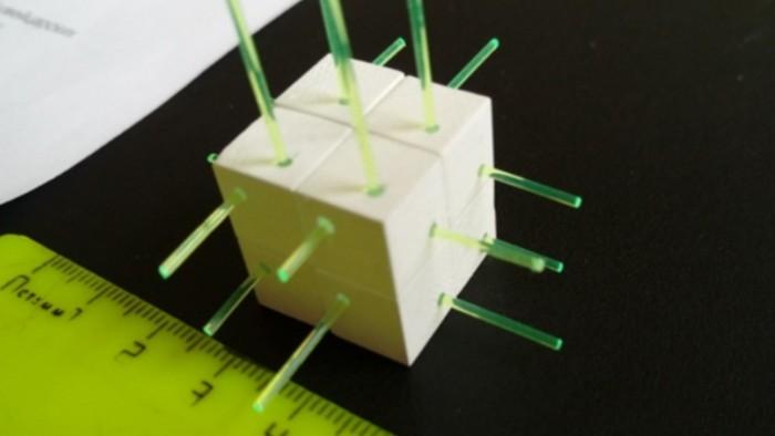 CERN开发出用于中微子探测器的3D打印塑料闪烁晶体