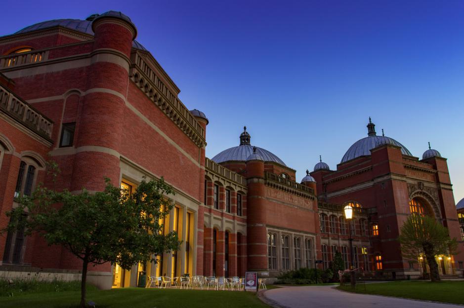 伯明翰大学。图/图虫创意