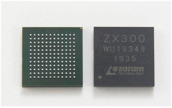 韩国电子零部件制造商Zaram研发出一种超低功耗5G通信半导体