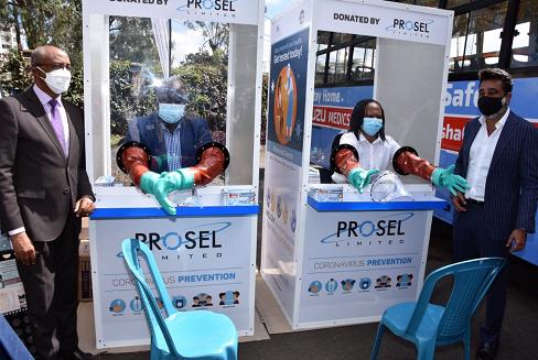 肯尼亚新增149例新冠肺炎确诊病例 累计5533例图片