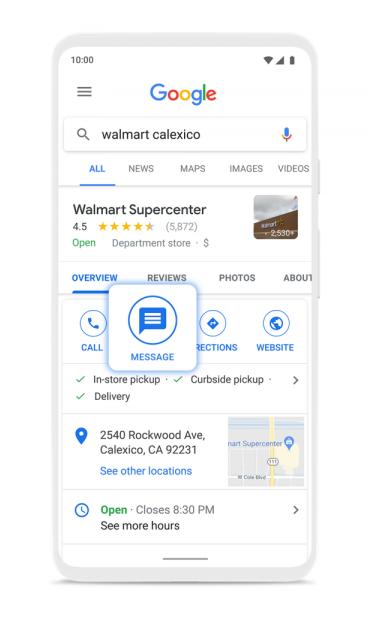谷歌拓展地图与搜索服务 拉近用户与企业的距离