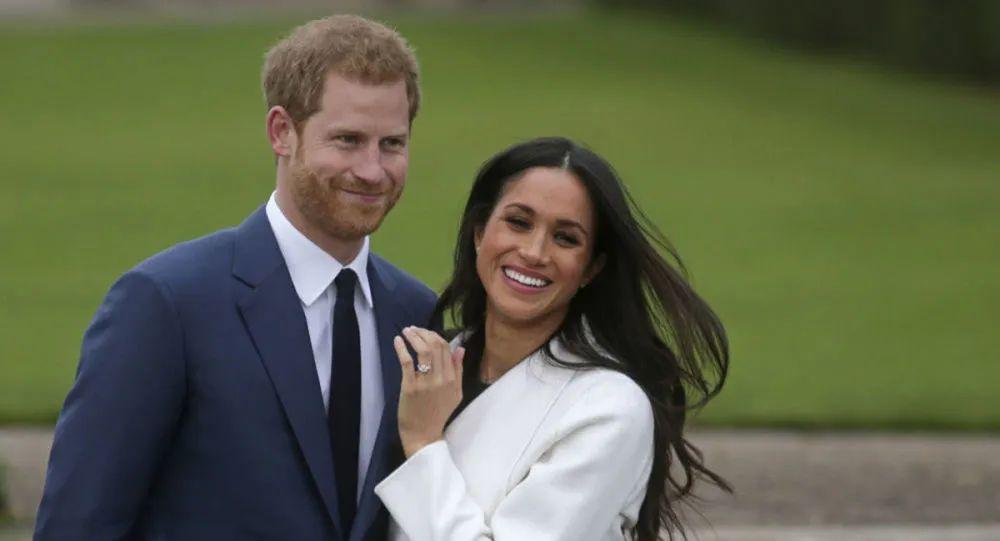 哈里王子夫妇找到工作了!880万元/次的工作