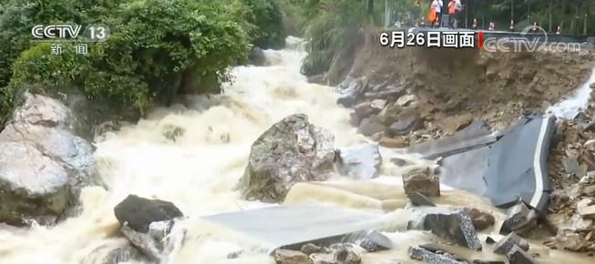 摩天平台:洪涝灾害致526万人摩天平台受图片