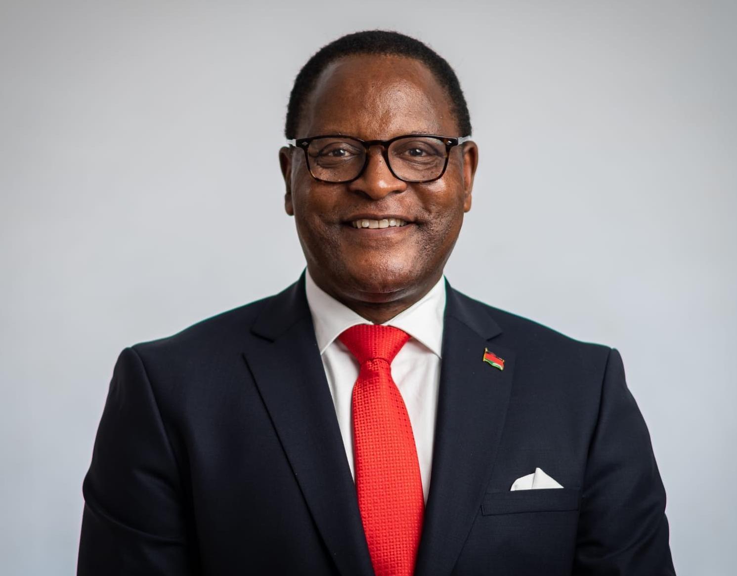 马拉维选举委员会宣布查克维拉当选马拉维第六任总统