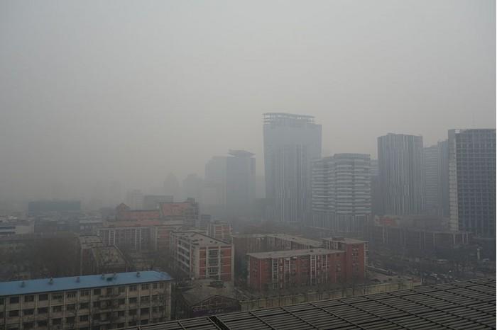 实锤!空气污染会导致过早死亡:全球每年700万人因此丧命