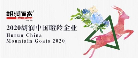 2020胡润中国瞪羚企业:准独角兽雷鸟科技成深圳唯一上榜AI企业