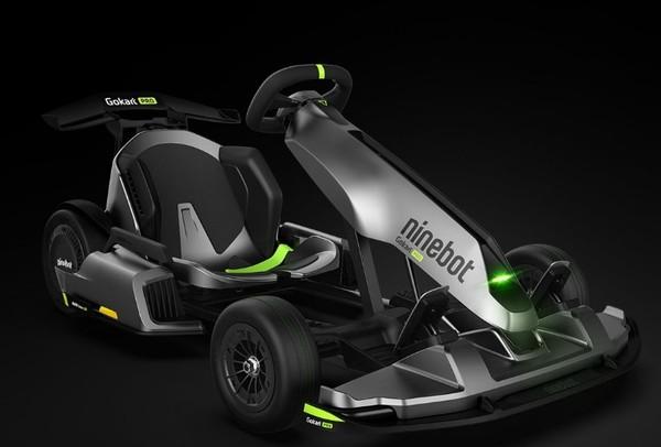 Ninebot九号卡丁车Pro上线有品!8998元感受推背快感