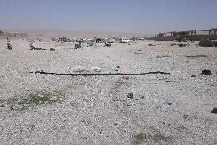 阿富汗赫尔曼德省发生火箭弹袭击 23名平民死亡