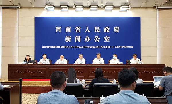 河南已市场化收购小麦39.9万吨收购均价1.11元/斤全省已收获小麦5491万亩图片