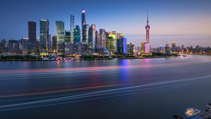 上海代市长与全球最大时尚零售企业负责人视频连线图片