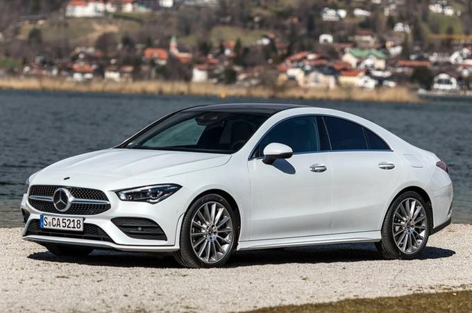 27万起售,1.3T的全新奔驰CLA来袭