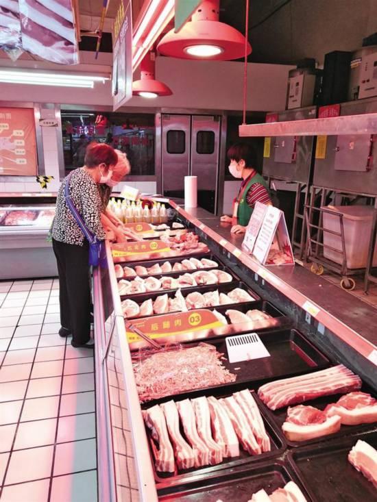 陕西 猪肉市场价格回落 市场需求总体平稳