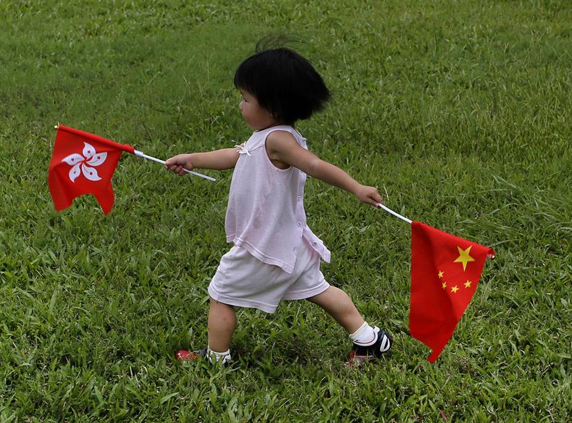 朝鲜等多国声明:香港事务属中国