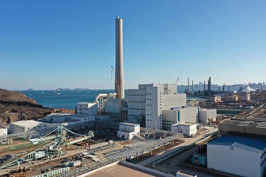 华能大连热电厂具备投运条件