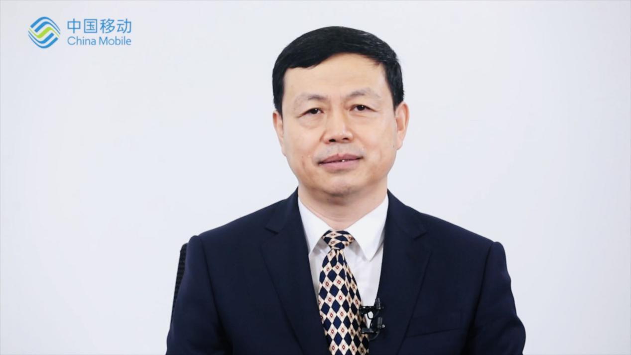 """""""五纵三横""""开启信息通信发展新阶段 中国移动杨杰提出三点倡议"""