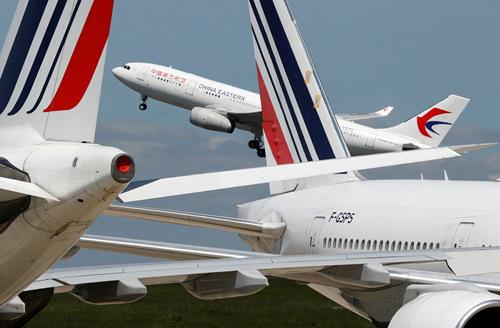 [摩天测速]评禁飞中国航班最先打击摩天测速的是美图片