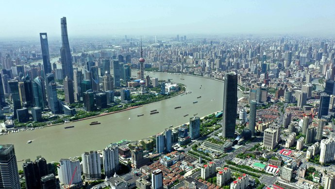 """虹口""""北外滩""""旧改进展如何?上海人大领导实地察看图片"""