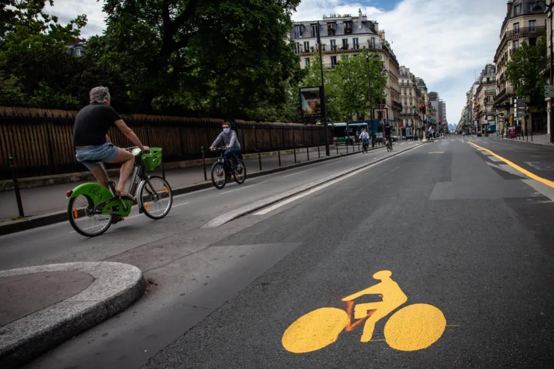 欧洲掀自行车热 英国推免税购买计划还发代金券